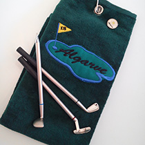 Golf Towel + Set of pens
